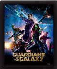 Guardians Of The Galaxy 3D Lenticular Poster